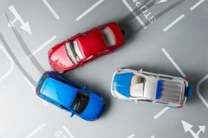 Autounfall Verkehrsunfall Unfall